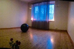 Renting out: Yoga studio, hoitotila