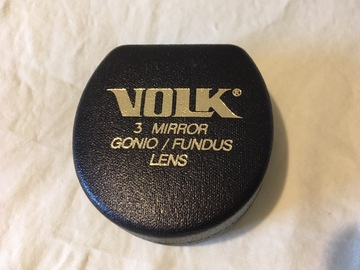 Selling with online payment: Volk 3 Mirror Gonio Lens