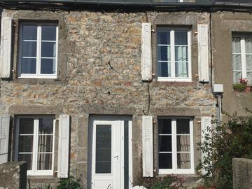 Location par mois: Maison F4 - Les Pieux (65m²)