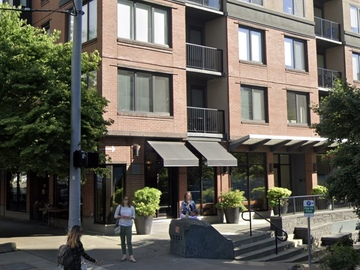 Monthly Rentals (Owner approval required): Seattle WA, Garage Parking at Clay and 1st Ave. Covered, Secure