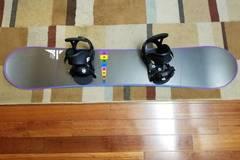 For Rent: Burton Dominant Snowboard
