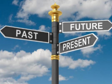 Selling: FREE AUDIO: Living out of the past? Full Version