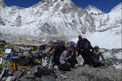 Offering with online payment: Nepal : Everest Base Camp Trekking