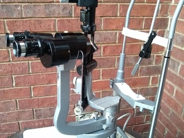 Selling with online payment: Marco Slit Lamp Model V Biomicroscope