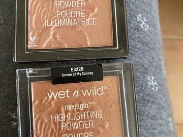 Venta: Pack iluminadores wet and wild