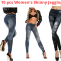Buy Now: 10 pcs Women's Skinny Jeggings - Retail $200++