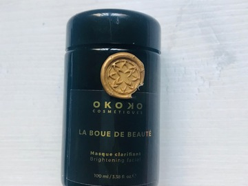 Venta: Exfoliante -mascarilla clarificante Okoko