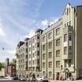 Vuokrataan: Jugend-talon kivijalasta jaettua toimisto-/työhuonetilaa