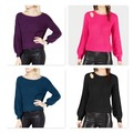 Buy Now: Brand New BAR III Women's Sweaters, 24 Pieces, $1,428 MSRP