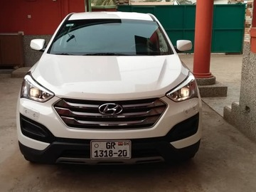 Renting out with online payment: HYUNDAI SANTA FE - Accra, GHANA