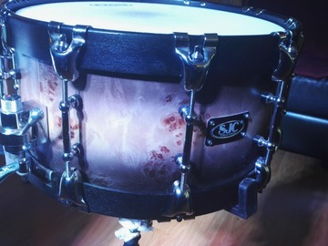 Selling with online payment: SJC Custom Drumset