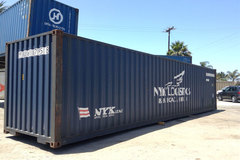 Renting out with a fixed shipping fee option: Preview 40ft Standard IICL Shipping Container to Rent Vidalia GA
