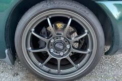 """Selling: Porsche 18"""" OZ Alleggerita Wheels with Tires"""