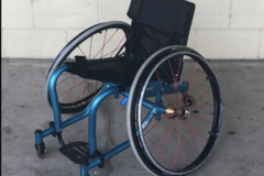 Monthly Rate: TENNIS WHEELCHAIR