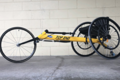 Monthly Rate: RACING WHEELCHAIR