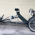 Monthly Rate: Tandem Cycle for Wheelchair Users
