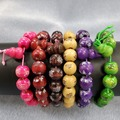 Buy Now: Wood Chinese Character bracelets  240pcs
