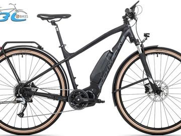 Daily Rate: ROCK MACHINE CROSSRIDE e500   Electric Bike