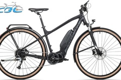 Daily Rate: ROCK MACHINE CROSSRIDE e500 | Electric Bike