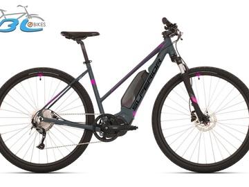 Daily Rate: SUPERIOR eRX 670 LADY   Electric Bike
