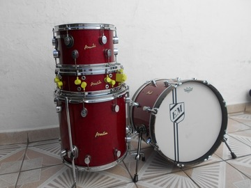 Selling with online payment: Amati drumset