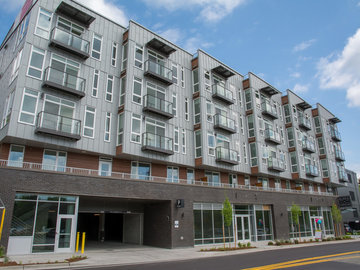 Weekly Rentals (Owner approval required): Seattle WA, Covered, Secure, Safe Parking Spot South Lake Union