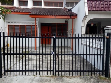 For rent: Single Storey House