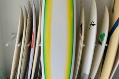 For Rent: 7'4 NSP Funshape Surfboard