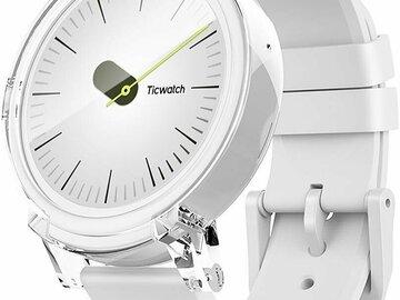 Myydään: Mobvoi Ticwatch E  android smart watch new (hr sensor)