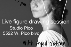 Class Online Payment: Live drawing workshop