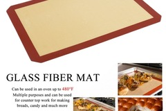 Buy Now: 1000 Silicone Fiberglass Baking Mat Features