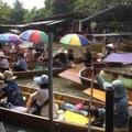Offering with online payment: Damnoen Saduak Floating Market