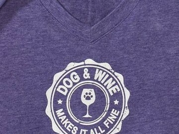 Selling: Dog & Wine Makes it all Fine for Charity
