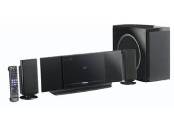 Myydään: Panasonic SA-BTX75 Blu-Ray Disc Home Theater Sound System