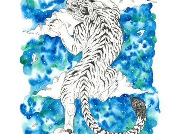 : The Tiger (Print)