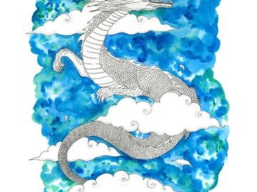 : The Dragon (Print)