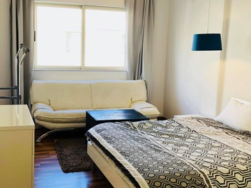 Rooms for rent: Large room in a shared flat for rent in Msida