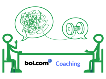 Advertentie: bol.com coaching