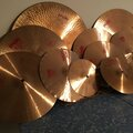 Selling with online payment: Paiste 2002 Large Cymbal Pack 11 Cymbals
