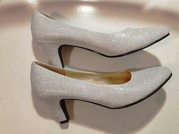 Myydään: High Heels Size: 38 (24cm) (wear only once)