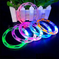 Buy Now: 100 Acrylic Flashing Neon LED Glow Bangle Bracelets