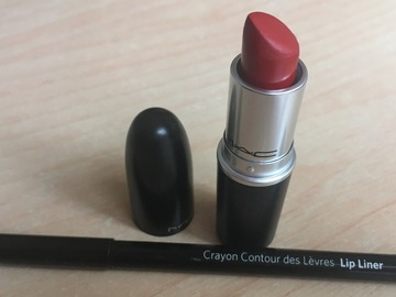 Venta: Labial Russian Red MAC