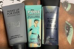 Venta: Pack benefit, makeup forever y smashbox