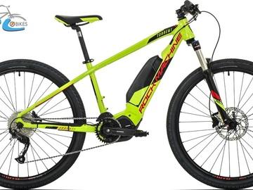 Weekly Rate: ROCK MACHINE TORRENT e30-27 JNR   Electric Bike