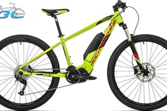 Weekly Rate: ROCK MACHINE TORRENT e30-27 JNR | Electric Bike