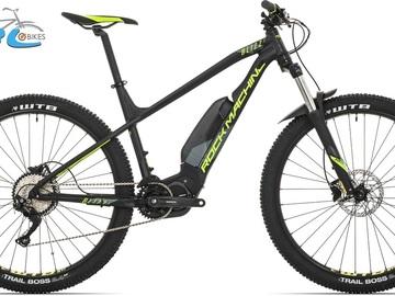 Weekly Rate: ROCK MACHINE BLIZZ e50-29   Electric Bike