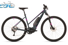 Weekly Rate: SUPERIOR eRX 670 LADY | Electric Bike