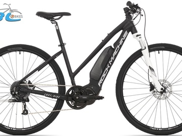 Weekly Rate: CROSSRIDE e400 LADY | Electric Bike