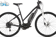 Weekly Rate: CROSSRIDE e400 LADY | Electric Bike