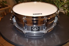 "Selling with online payment: GiG Percussion-Snare Drum-Parallel Action Strainer-14"" x 5""-Chrom"